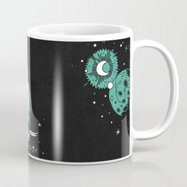 When you close your eyes Coffee Mug