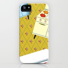 Time to cook! iPhone Case