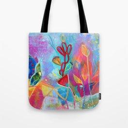 Bloom Song Tote Bag
