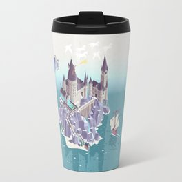 Hogwarts series (year 4: the Goblet of Fire) Travel Mug