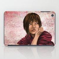 chihiro iPad Cases featuring Chihiro from Spirited Away 2 by Kimberly Castello