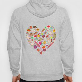 I Love Mexican Candy Hoody