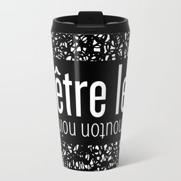 Mouton noir Travel Mug