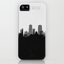 City Skylines: Little Rock iPhone Case