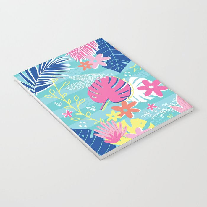 Tropical Vibes Notebook