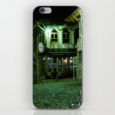 cafe Evropa iPhone & iPod Skin