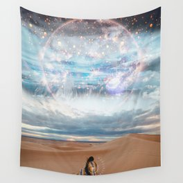 Siren Call Wall Tapestry