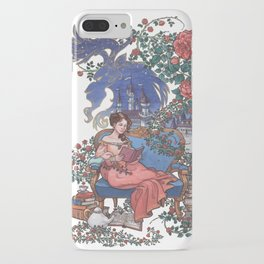 Every Girl Is A Princess 04: Beauty and the Beast iPhone Case