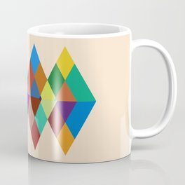 Abstract #721 Coffee Mug