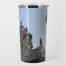 Iglesia de Piedras Travel Mug
