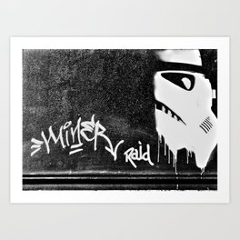 Urban Empire Art Print