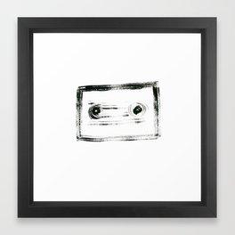 TAPE Framed Art Print