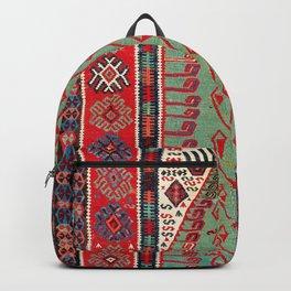 Erzerum Northeast Anatolian Niche Kilim Print Backpack