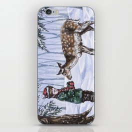 A Holiday Gift iPhone Skin