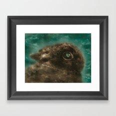 Some Bunny Loves You Framed Art Print