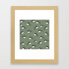 Gintama - Toshiro Cute (part 2) Framed Art Print