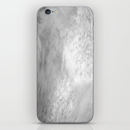 You Too Can Wear Fur! iPhone Skin