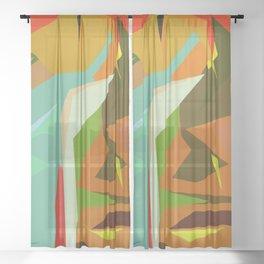 Lucid Dream Sheer Curtain