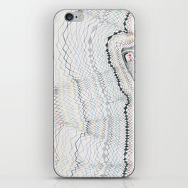 Sous le pull iPhone Skin