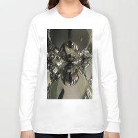 universe Long Sleeve T-shirts featuring UNIVERSE by Manuel Estrela 113 Art Miami