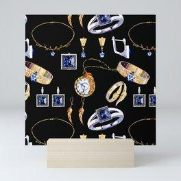 Jewelry Mini Art Print