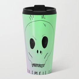 YOU SMELL BAD Travel Mug