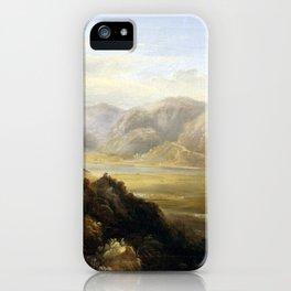 Conrad Martens Wiseman's Ferry iPhone Case