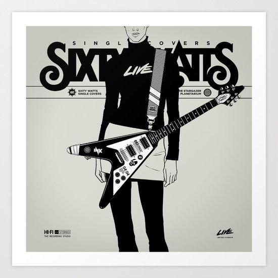 PRINT Nº034 Art Print