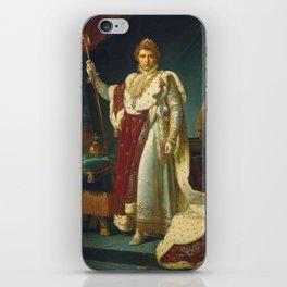François Gerard - Napoleon Bonaparte iPhone Skin