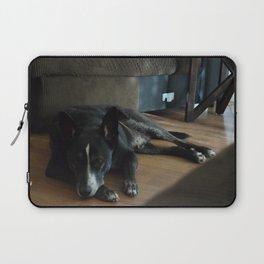 border collie Laptop Sleeve