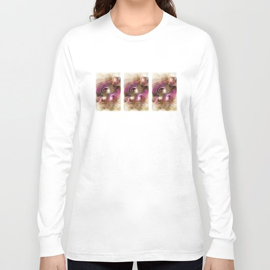 Magic Pearls Long Sleeve T-shirt