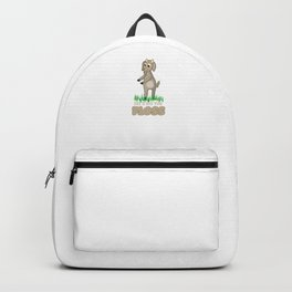 Floss Dance  Move Goat Backpack