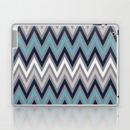 Modern chevron Laptop & iPad Skin