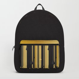 DRIPPING IN GOLD Backpack
