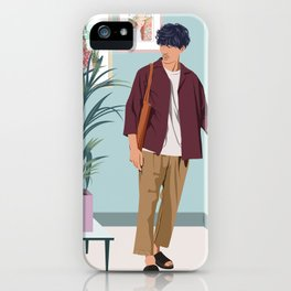 For the Gram iPhone Case