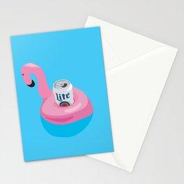FLAMINGO LITE Stationery Cards