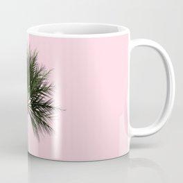 Palm, Pink, Relax Coffee Mug