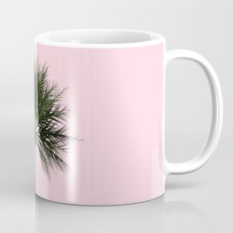 Palm, Pink, Relax Coffee Mug