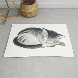 Curl Up  Rug