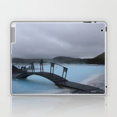 Iced Blue Laptop & iPad Skin