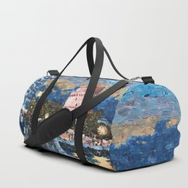 Greece: Thessaloniki In Memory Duffle Bag