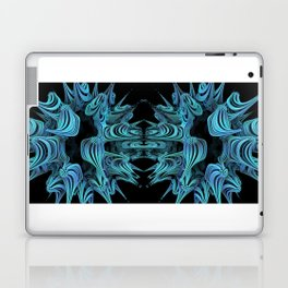 Abstract Fractals Number 25. Laptop & iPad Skin