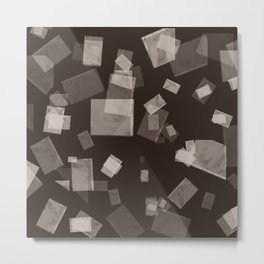 Abstract collection 123 (v.2) Metal Print