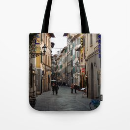 Via Faenza - Florence, Italy Tote Bag
