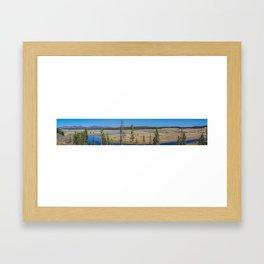 Hayden Valley, Yellowstone Framed Art Print