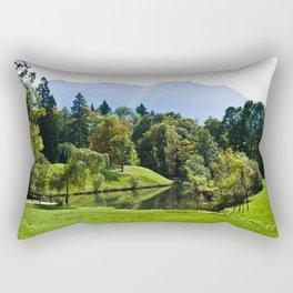 Magical landscape Rectangular Pillow