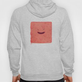 Furry Square Hoody