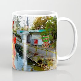 Trunks in The Park Coffee Mug