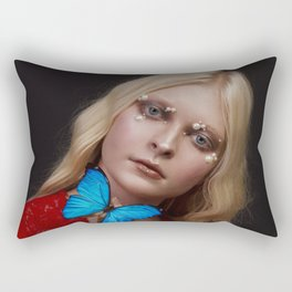 In Another Realm Rectangular Pillow