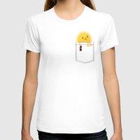 cartoon T-shirts featuring Pocketful of sunshine by Picomodi